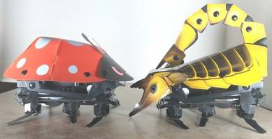 Kamigami robots are insect-building fun for the whole family