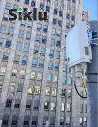 Monkeybrains, a San Francisco ISP, Upgrades Small Buildings to Gigabit Connections with Siklu's Multihaul™