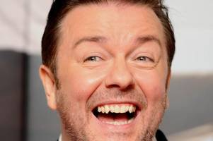 why ricky gervais just got involved in this big east yorkshire row