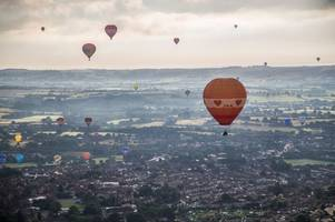 Bristol Balloon Fiesta will stay in the city next year as 2018 dates revealed