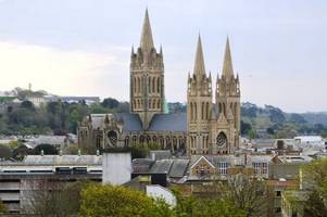 truro named as one of the happiest places to live in great britain