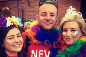 cornish man says 'why i am proud to tell people i'm gay' on national coming out day