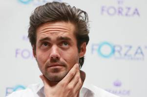 grantham-born spencer matthews reveals he hid under bed after insulting colonel gadaffi's son