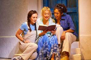 the former coloma convent school pupil now starring in mamma mia! in the west end
