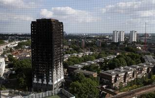 UK Allows Illegal Immigrants Affected By Grenfell Fire To Receive Permanent Residency