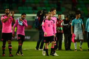 Scotland players had chance to reach pinnacle and failed, don't feel sorry for them - Craig Burley