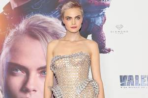 'I felt powerless and scared' Cara Delevingne claims Harvey Weinstein tried to force himself on her in hotel suite