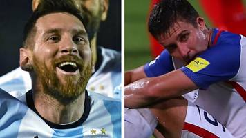 world cup 2018: argentina, portugal, panama qualify; usa, chile out