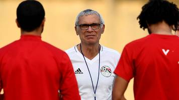 egypt fa president hany abo rida backs hector cuper for world cup