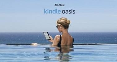 Amazon Unveils First Waterproof Kindle in Celebration of Its 10th Anniversary