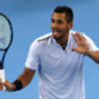 tennis: nick kyrgios cops huge fine for storming off midway through a match