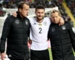 mustafi ruled out for up to six weeks as arsenal's defensive woes mount