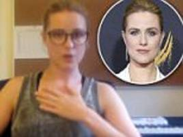 Evan Rachel Wood explains why she cannot name her rapists