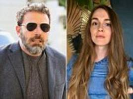 makeup artist says affleck 'grabbed her a**' at a party