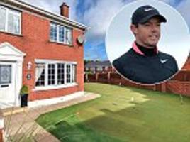 rory mcilroy's former family home up for sale for £240,000