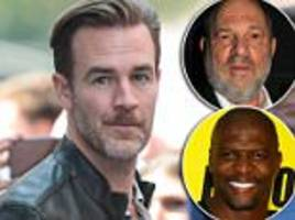 James Van Der Beek's 'ass grabbed by older, powerful men'