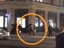 west end jewellers are forced to hire special forces