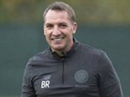 celtic's triple fitness boost ahead of bayern munich clash