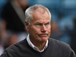 gillingham look for tough hand after peter taylor leaves