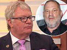 jim davidson weighs into harvey weinstein sex scandal