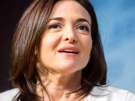 Facebook's Sheryl Sandberg on Harvey Weinstein: 'People should lose their jobs' (FB)