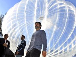 alphabet has quietly incorporated its internet balloon project, a sign it could spin out as a new company soon (goog, googl)