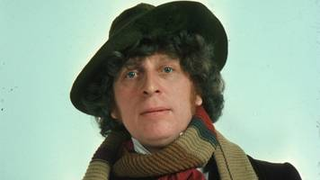 Tom Baker Returns To Doctor Who... To Finish A Story He Started Over 35 Years Ago