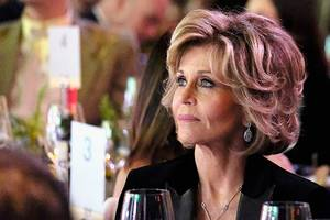 jane fonda is 'ashamed' she didn't come forward about harvey weinstein (video)