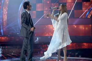 jennifer lopez, marc anthony to lead telethon for disaster relief