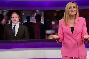 Samantha Bee Warns 'Creeps of Hollywood' Amid Harvey Weinstein Scandal: 'We Are Coming for You' (Video)