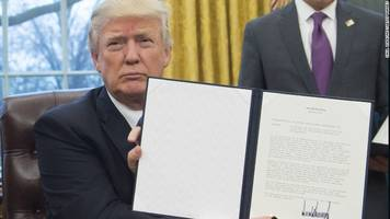Trump To Sign Executive Order On Obamacare Tomorrow Morning