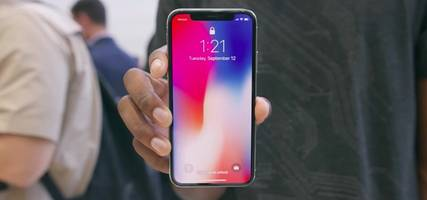 iPhone X Makers Said To Struggle With Facial Recognition