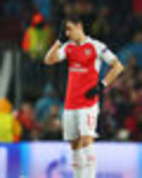 Arsene Wenger: Alexis Sanchez and Mesut Ozil could leave in January