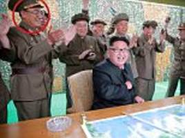 North Korean weapons chiefs go missing amid fears of test