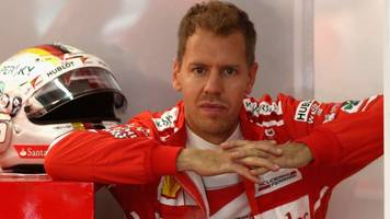 vettel will not give up on title - rosberg