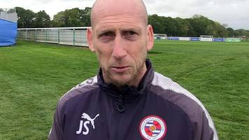 reading: jaap stam prepared for testing championship match at leeds united