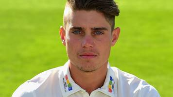 alex hepburn: worcestershire all-rounder signs one-year contract