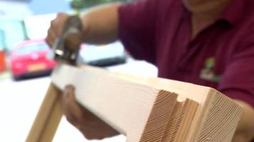 woodwork skills shortage prompts recruitment campaign