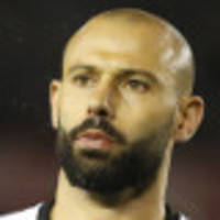 mascherano to quit argentina after wcup