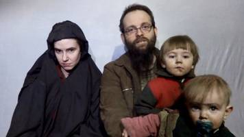 The Family Held Hostage By Militants In Afghanistan Is Finally Free