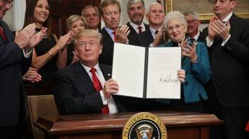 trump's new executive order aims to expand health care options