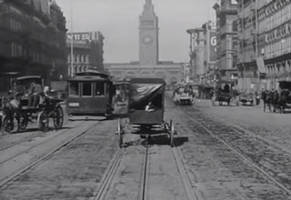 Amazing Footage Of A Historic San Francisco Shot In 1906