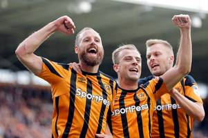 david meyler calls for hull city to start climbing championship table