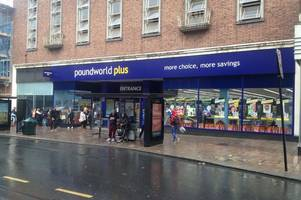 why are people in exeter so snobbish about poundworld?