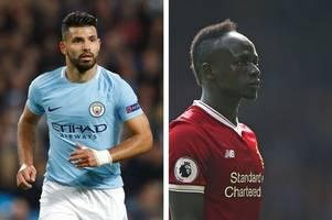 Fantasy Premier League 2017/18: Three replacements for injured Sadio Mane, and will Sergio Aguero return for Manchester City this weekend?