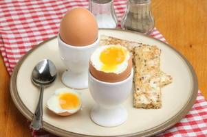 pregnant women can now eat runny eggs - but there's a catch