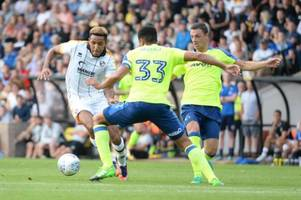 port vale set likely comeback date for cristian montano