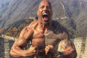 Brilliant 'The Rock Test' invented for men who are confused about sexual harassment