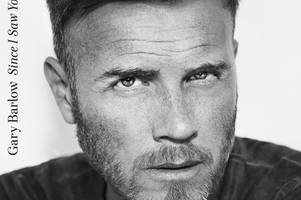 gary barlow is going on tour - and you'll be able to see him in hull