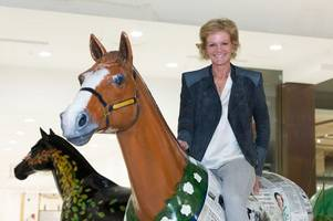 hospice in the weald's eye-catching horses raise thousands of pounds at auction